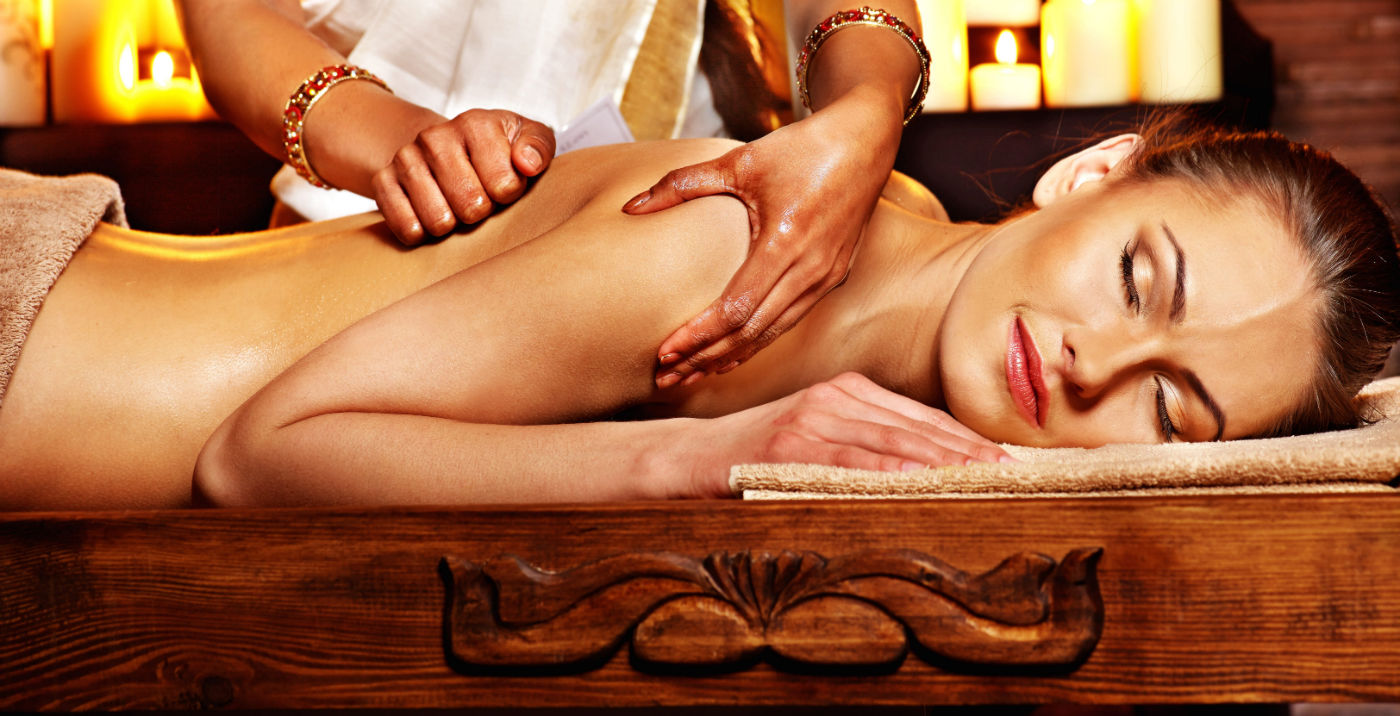 Massage Indien Abhyanga à Angers